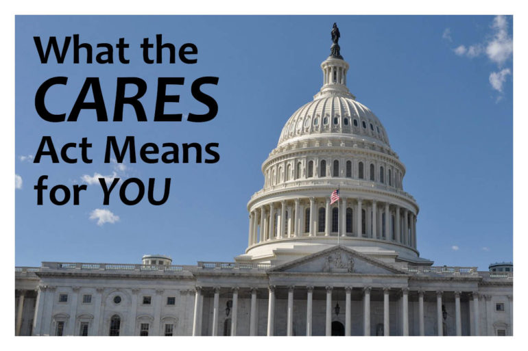 CARES Act Charitable Giving Tax Advantages