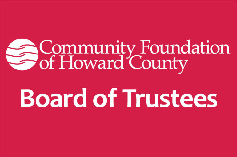 Community Foundation of Howard County names eight to board