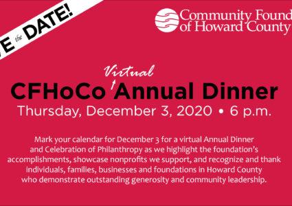 2020 CFHoCo Annual Dinner