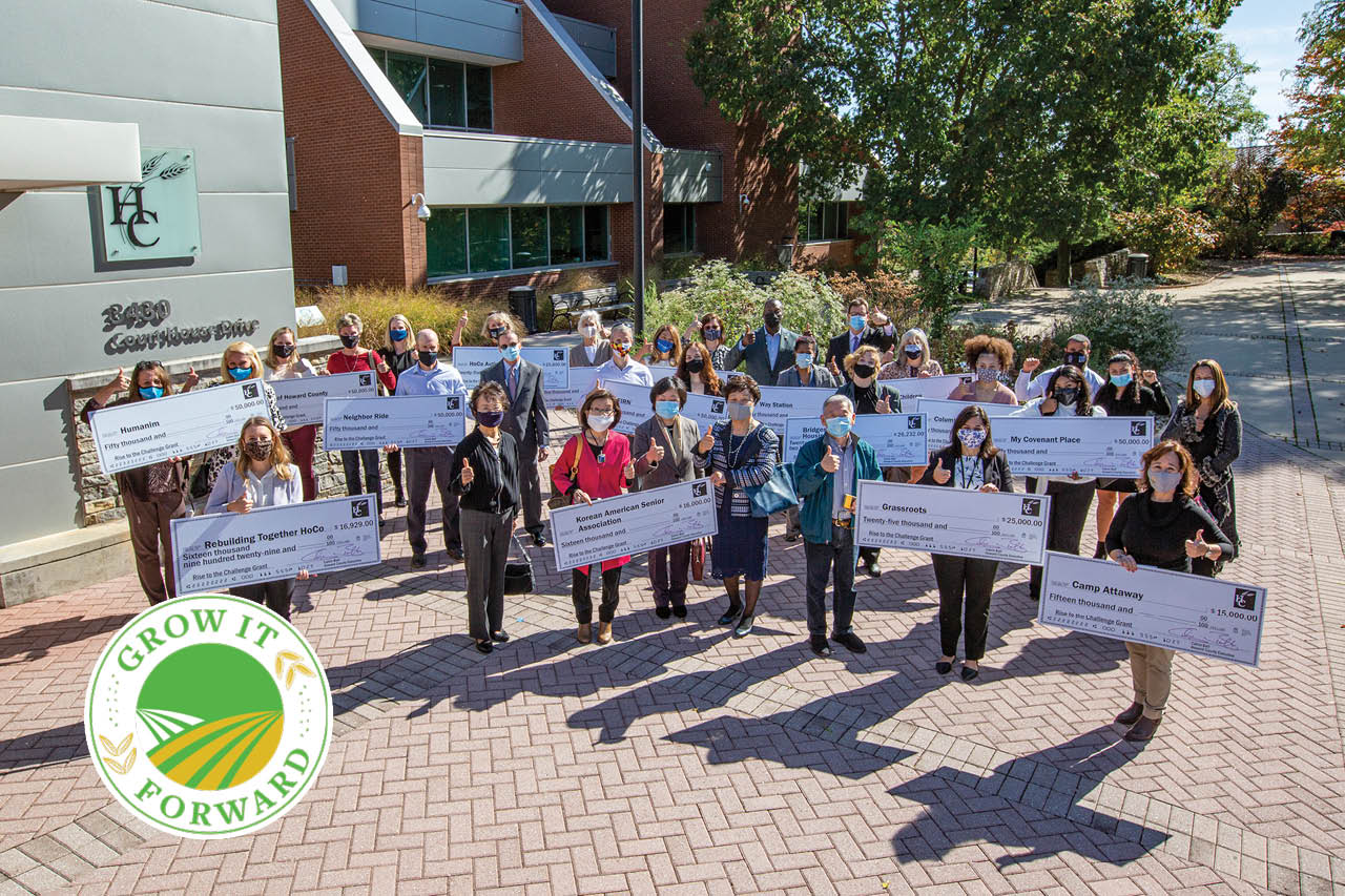 Grow It Forward fund receives two grants for $35,000