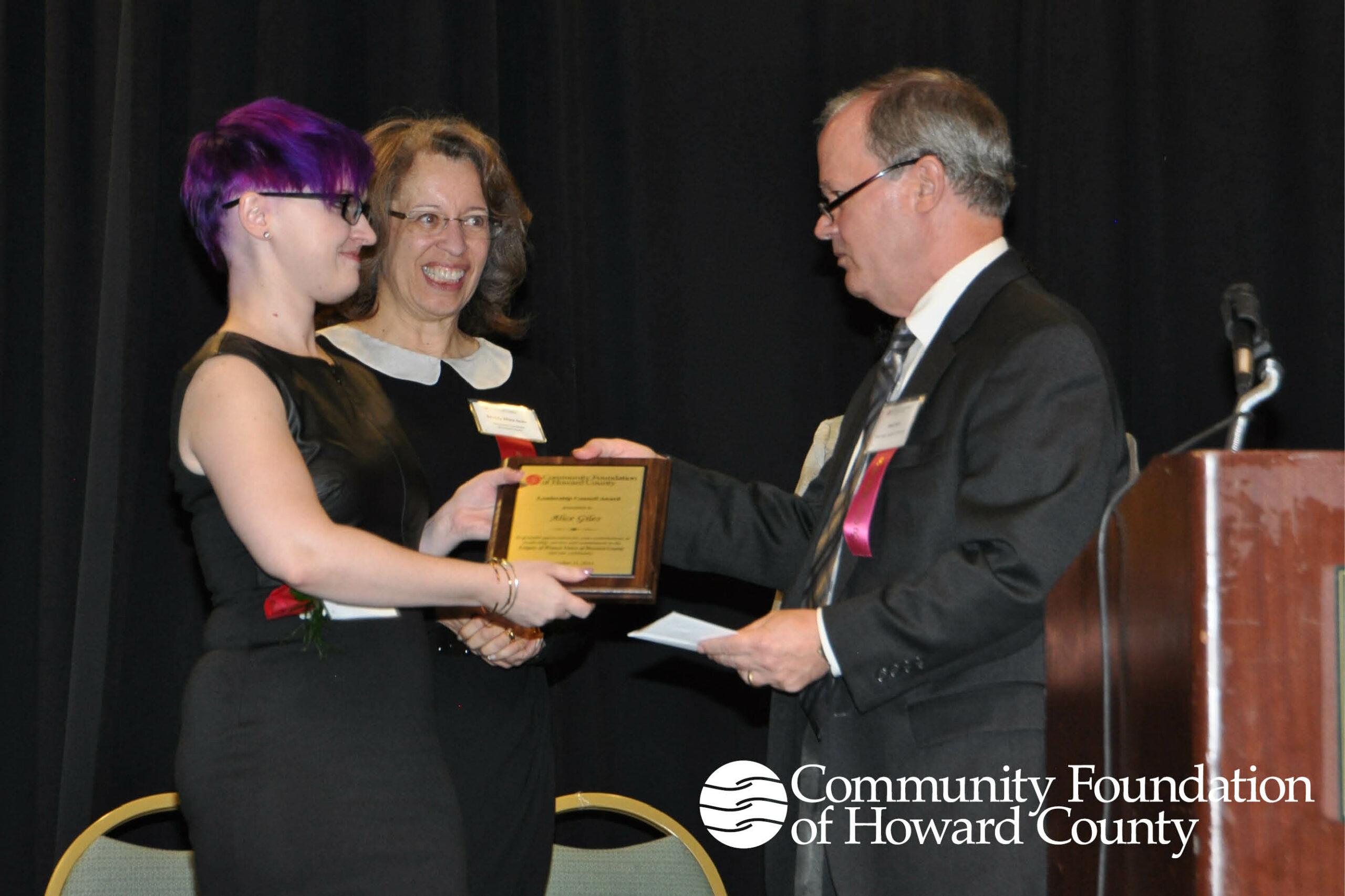 Leadership Council Award