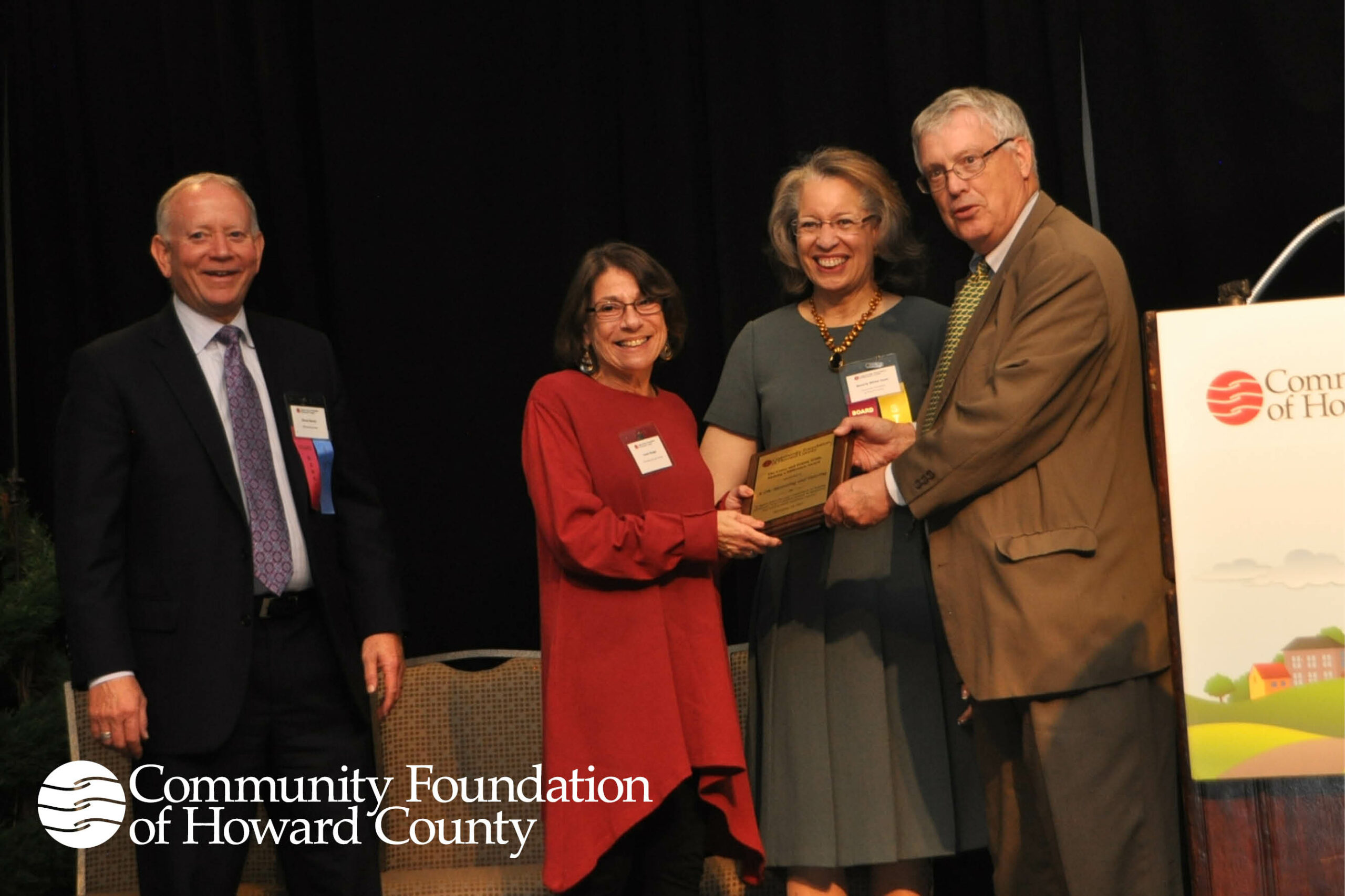 The Casey and Pebble Willis Making a Difference Award