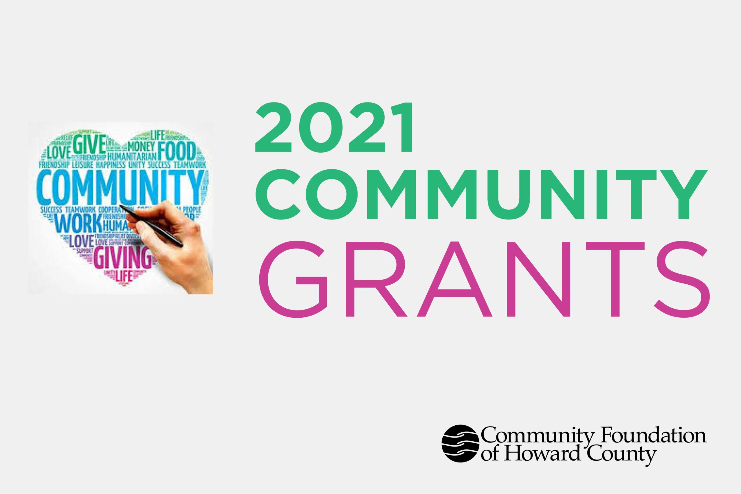 CFHoCo Announces 2021 Community Grant Awards